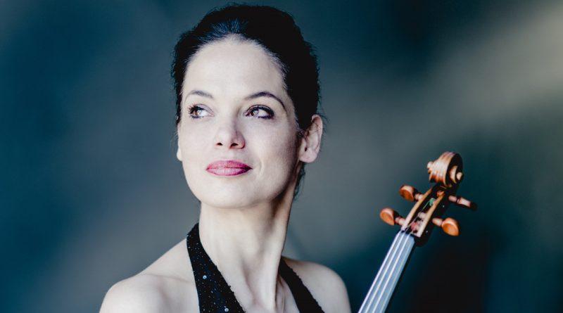Violinistin Bojidara Kouzmanova